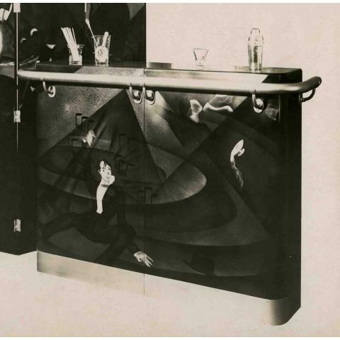 Bar, 1929.