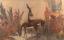 Gaston SUISSE (1896-1988) - Antilopes cervicape. Vers 1228.