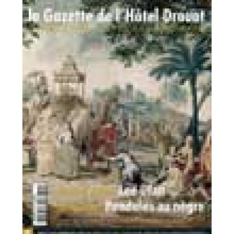 La Gazette de Drouot N° 42, pages 86, 87.  - La Gazette de Drouot