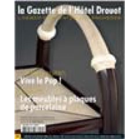 La Gazette de Drouot N° 22, page 65. - La Gazette de Drouot