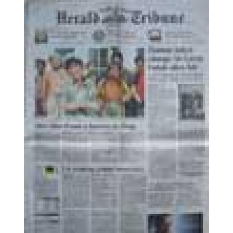 Herald Tribune, page 10 - Herald Tribune