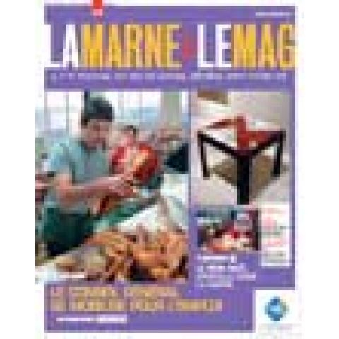 La Marne N°6, page 18. - La Marne