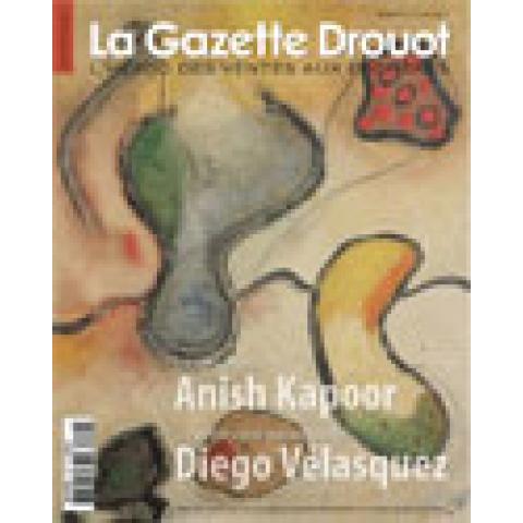 La Gazette de Drouot, pages 58,59 et 67 - La Gazette de Drouot