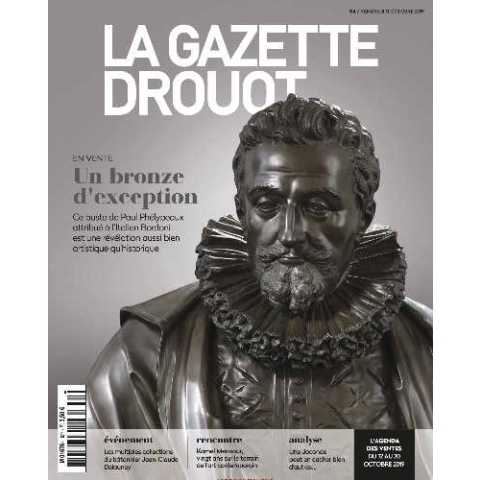 Le laque Art Déco selon gaston suisse - La Gazette Drouot