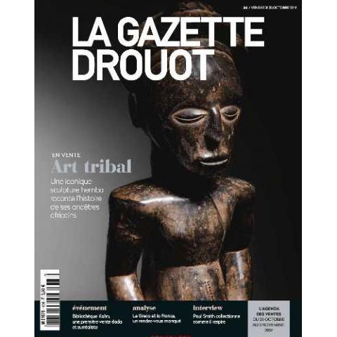 La jungle de Gaston Suisse - La Gazette Drouot
